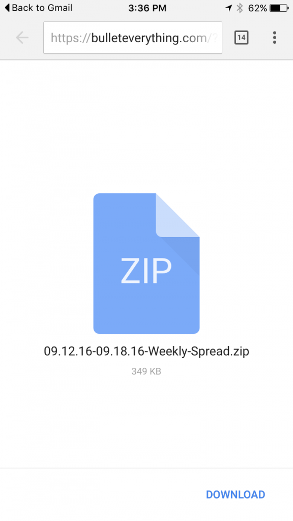 How to open a ZIP file on an iPhone