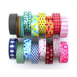 Washi Tape Set (Set of 16)