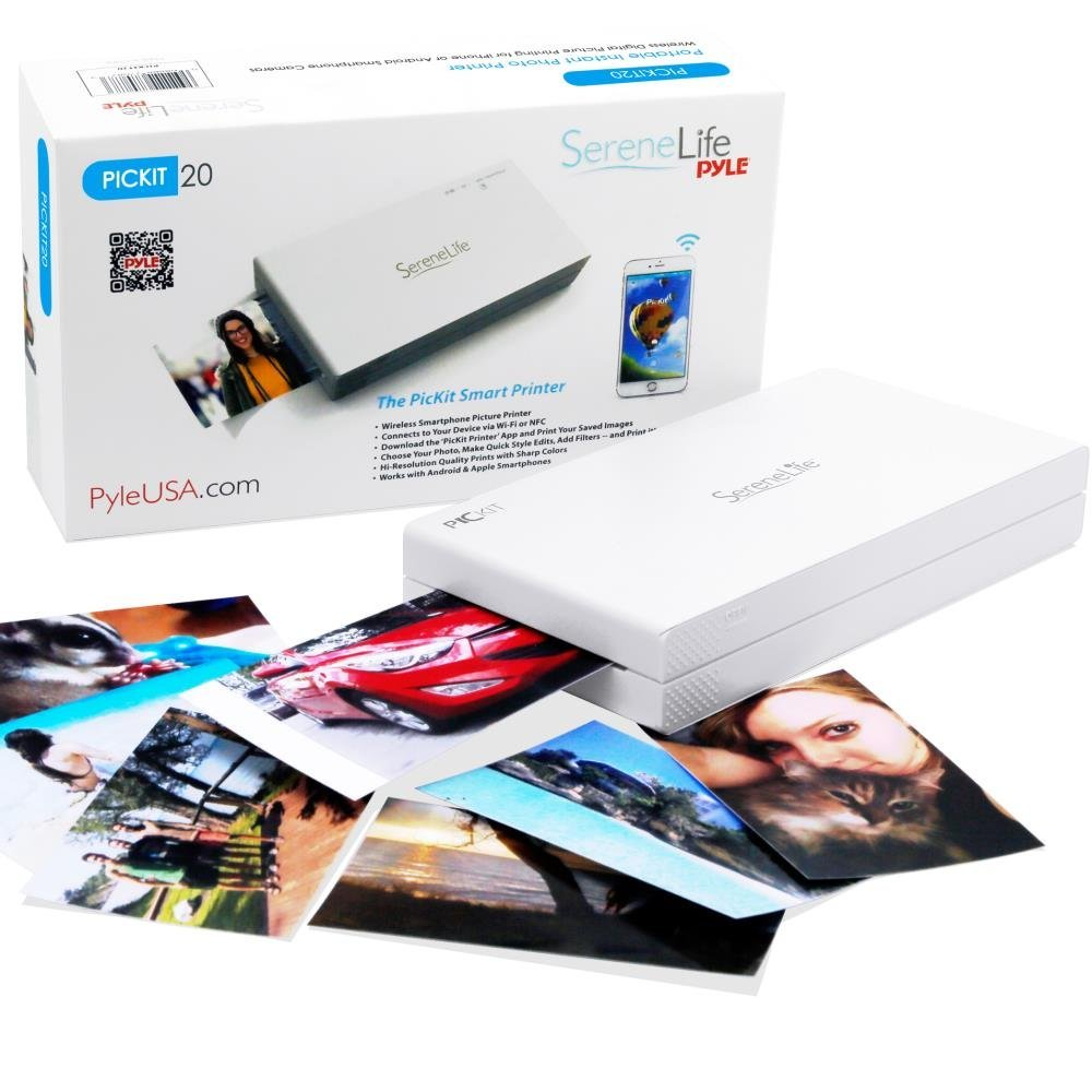 Serenelife Wireless Printer