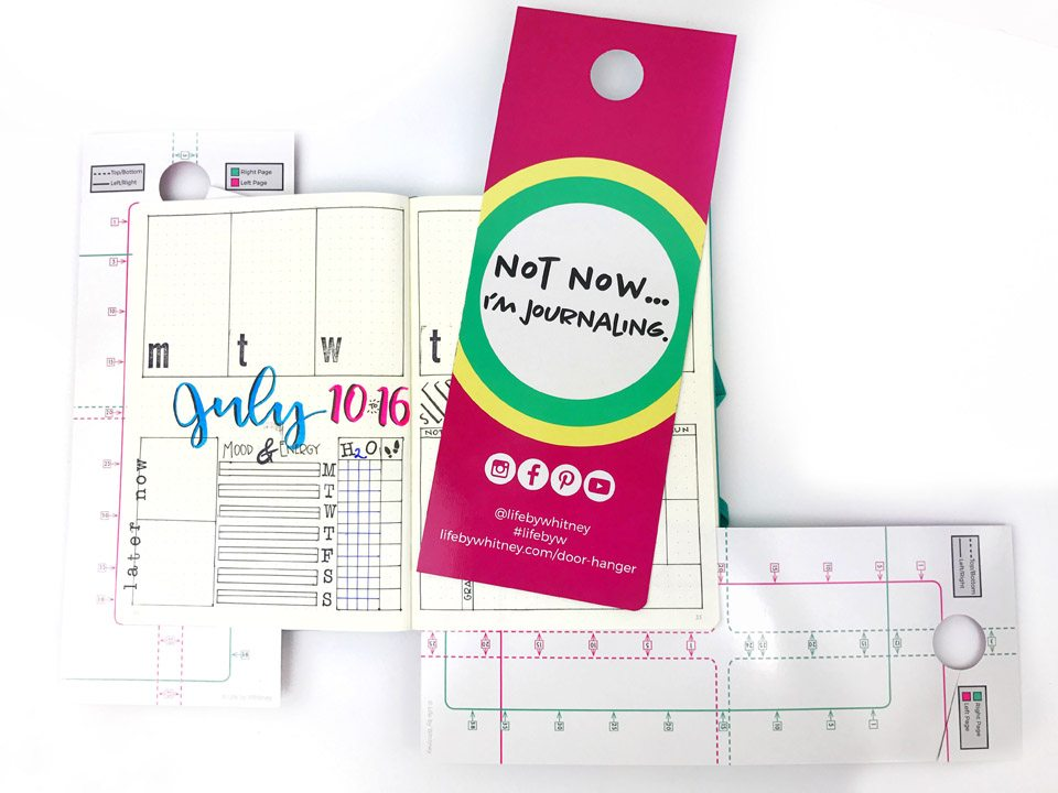 Transferring Spreads Has Never Been Easier! This Measurement Door Hanger  Takes The Work Out Of