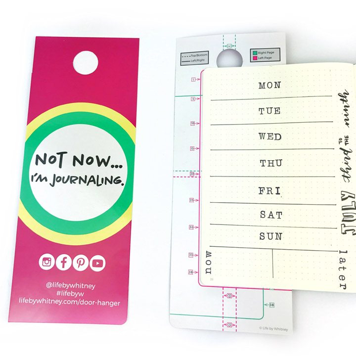 Wonderful Transferring Spreads Has Never Been Easier! This Measurement Door Hanger  Takes The Work Out Of