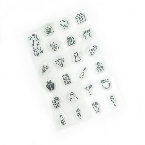 Party Stamp Pack