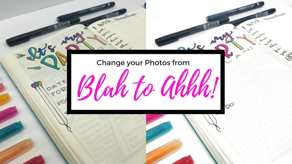 Transform your Pictures from Blah to Ahhh! with One App! Learn my techniques for changing your photos to share-worthy pic.
