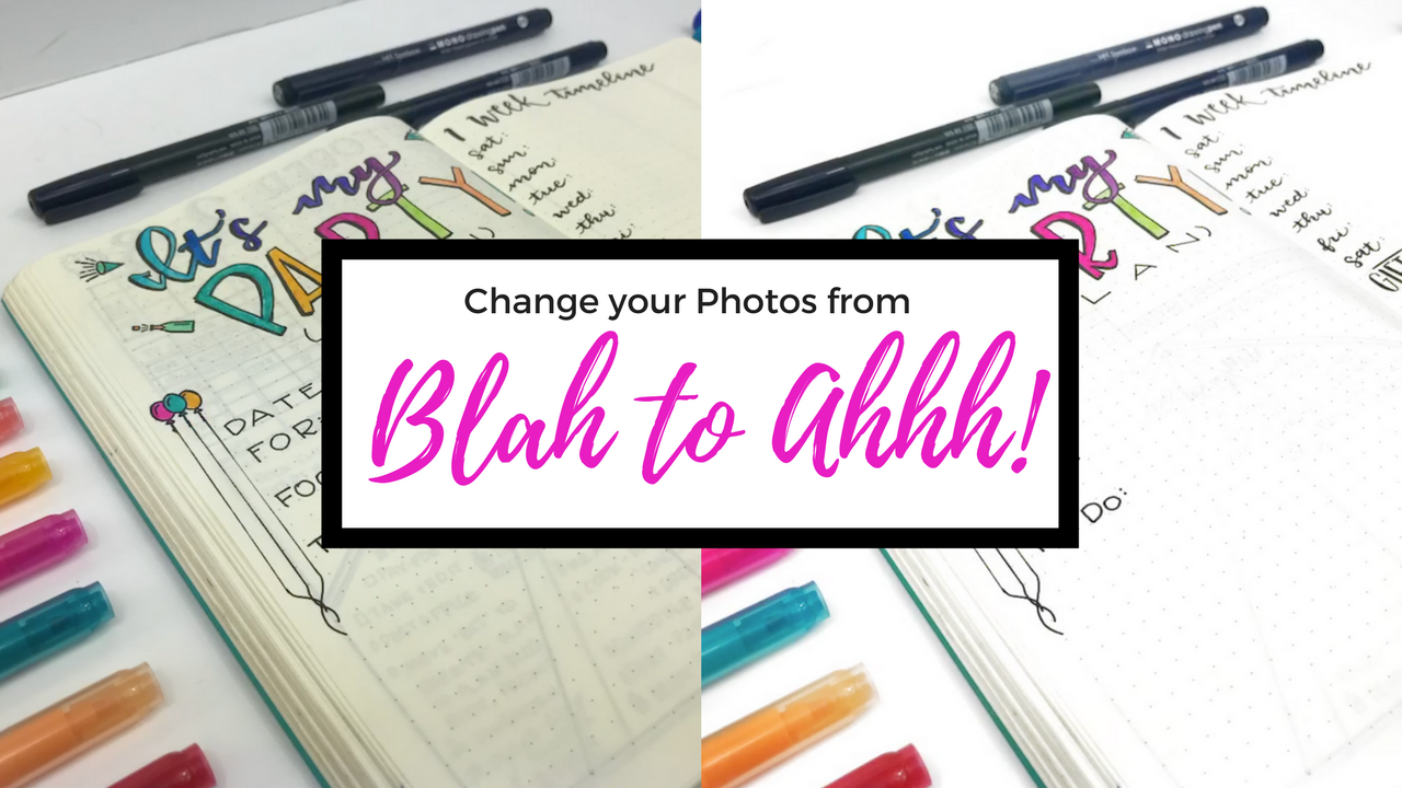 Transform Your Photos with One App!