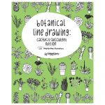 Learn to doodle with Botanical Line Drawing from Peggy Dean. Master Doodling with 20+ Inspirational Doodle Accounts
