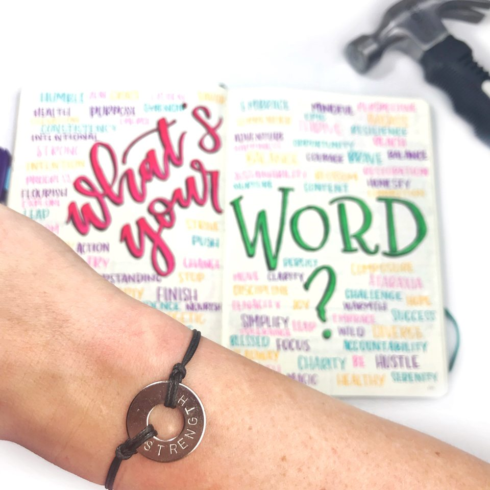 Have you come up with a word of the year? Learn the importance of living by your word and sticking to it. #motivation
