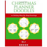 Learn to doodle in your journal with Christmas Planner Doodles from Eli Brook. Master Doodling with 20+ Inspirational Doodle Accounts