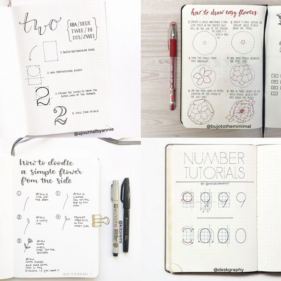Master Doodling with 20+ Inspirational Doodle Accounts