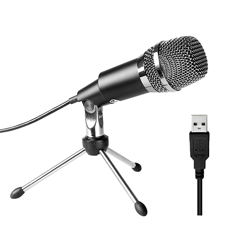 Microphone | Video Supplies | Life by Whitney