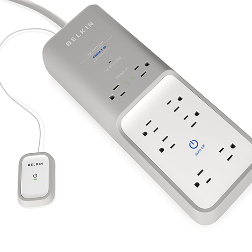 On off power strip | Video supplies | Life by Whitney